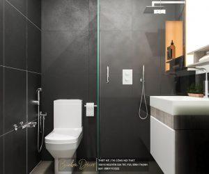 mẫu thiết kế nhà vệ sinh đẳng cấp