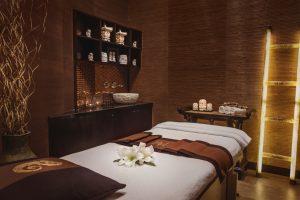 ánh sáng trong thiết kế nội thất phòng massage