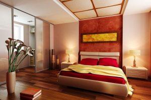 màu sắc phù hợp cho phòng ngủ của vợ chồng