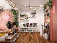 Mẫu thiết kế showroom trưng bày đẹp, độc quyền (Phần 1)
