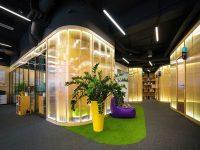 Xu hướng thiết kế nội thất văn phòng hiện đại năm 2020
