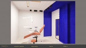 thiết kế nội thất nha khoa
