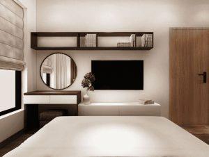 mẫu thiết kế nội thất sang chảnh