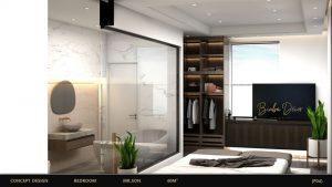 mẫu nội thất chung cư sang trọng đơn giản