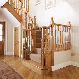 nên tránh cái điều đại kỵ, xung khắc khi thiết kế cầu thang