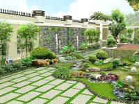 Phong thủy sân vườn: Những yếu tố giúp mang lại tài lộc