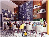 Ý tưởng thiết kế quán ăn vặt đẹp và sáng tạo nhằm tiết kiệm chi phí
