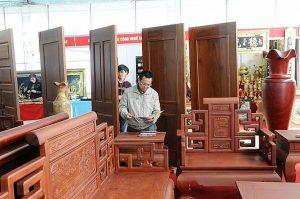 thị trường đồ gỗ