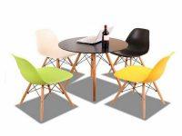 Những mẫu thiết kế bàn ghế cafe đẹp, ấn tượng
