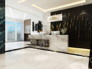 thiết kế nội thất nha khoa đẹp độc quyền