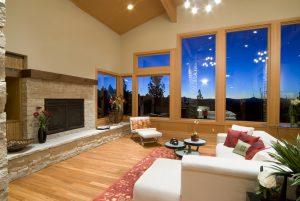 Phòng khách không nên bị ngăn cách, phải thiết kế theo không gian mở
