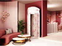 Mẫu thiết kế showroom trưng bày đẹp, độc quyền (Phần 2)