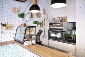 Thiết kế quán ăn vặt đẹp, sáng tạo