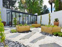 Những đồ nội thất phổ biến trang trí cho ngoại thất sân vườn