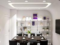 Tham khảo những mẫu thiết kế nội thất văn phòng hiện đại (P.1)