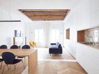 Có thể sử dụng các thanh dầm gỗ như là phụ kiện dùng để trang trí và tạo điểm nhấn ấn tượng.
