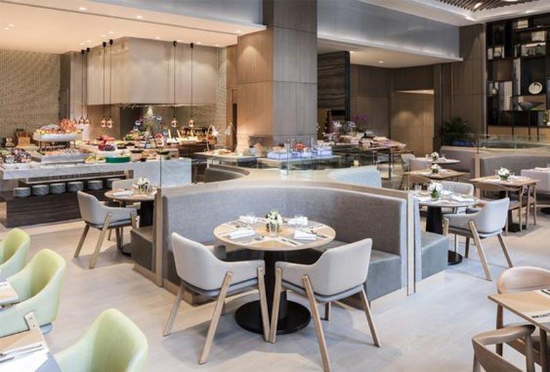 thiết kế nhà hàng buffet hải sản