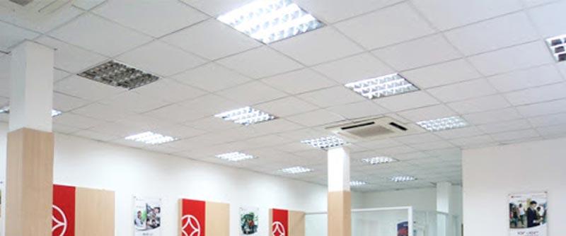 thiết kế trần nhà đẹp