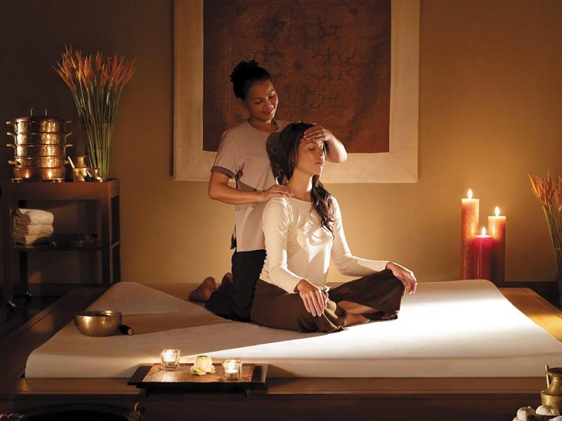 thiết kế phòng massage