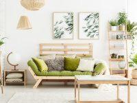 Cách thiết kế phòng khách nhà phố sang trọng