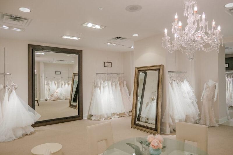 Kinh nghiệm thiết kế showroom áo cưới