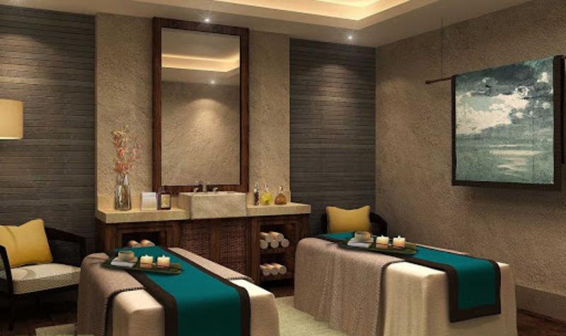Thiết kế spa tại gia đơn giản