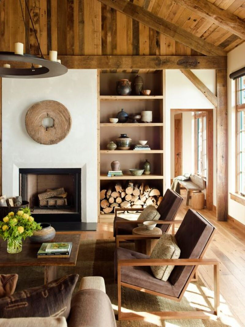 Vì sao nên sử dụng vật liệu gỗ trong thiết kế nội thất nhà ở?